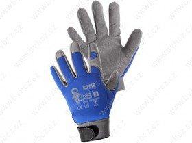 KIPPER pracovní rukavice kombinované